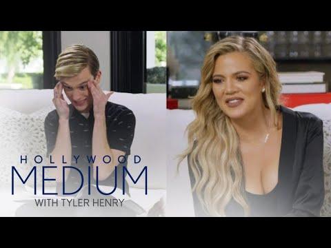 Did Tyler Henry Predict Tristan & Jordyn's Cheating Drama? | Hollywood Medium with Tyler Henry | E!