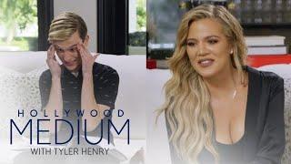 Did Tyler Henry Predict Tristan & Jordyn's Cheating Drama?   Hollywood Medium with Tyler Henry   E!
