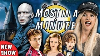 Video Who Can Name The Most Harry Potter Characters In A Minute? (NEW SHOW!) MP3, 3GP, MP4, WEBM, AVI, FLV Januari 2019