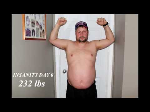 Insanity - Just a montage about my INSANITY journey. You will see my results, measurements, before/after pictures and what the INSANITY workout looks like. Please leave...