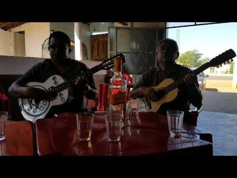 Carlinhos da Prata e Zé de Jabitacá no sítio serrote em Monteiro-Pb 23-08-2016
