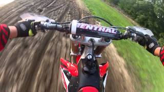 4. First Ride on The New 2015 Honda CRF250R!