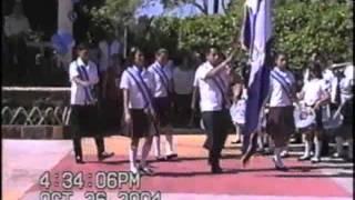 Desfile Cívico En Santa Rita Chalatenango 2012