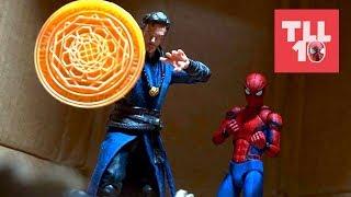 Video Avengers: Prelude To Infinity War - Stop-Motion Episode MP3, 3GP, MP4, WEBM, AVI, FLV September 2018