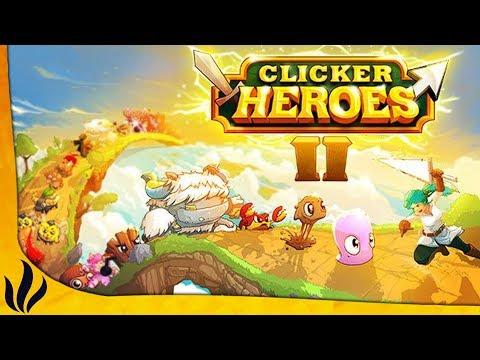 LA SUITE DU JEU SUPER ADDICTIF ! (Clicker Heroes 2)