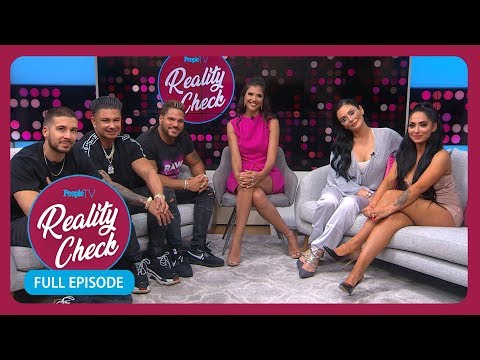 'Jersey Shore: Family Vacation' Sneak Peek With Vinny Guadagnino, Snooki, Pauly D & More | PeopleTV