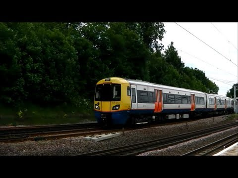 bushey - Hi guys im doing another trainspotting video im near Watford Junction yes were at Bushey Station today with 2 train services London Midland & London Overgrou...