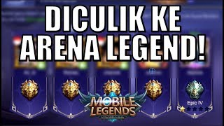 Video DIAJAK NYICIPIN KELAS LEGEND GUYS!!! • Mobile Legends Indonesia MP3, 3GP, MP4, WEBM, AVI, FLV Oktober 2017