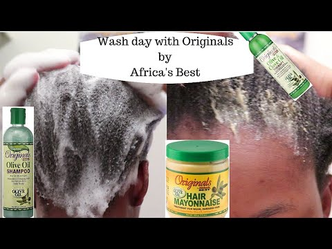 Originals by Africa's Best | Organics | South African Youtuber