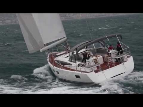 Jeanneau 54video
