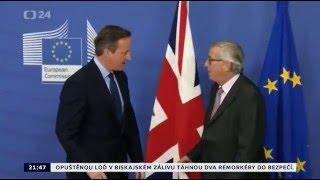 Británie jedná s EU o výjimkách