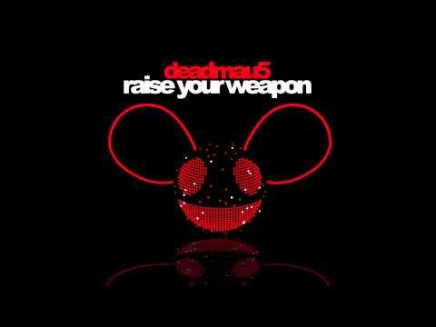 Tekst piosenki Deadmau5 - Raise Your Weapon po polsku