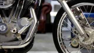 9. 2006 Harley Davidson 883 Sportster Showcase