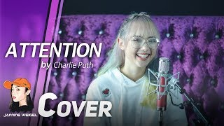 Video Attention - Charlie Puth cover by Jannine Weigel MP3, 3GP, MP4, WEBM, AVI, FLV Januari 2018