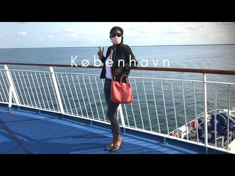 Copenhagen - Chill Travel Vlog #covidtravelvlog