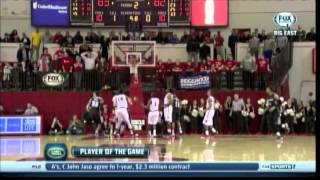 Bryce Cotton' Winner vs. St. John's