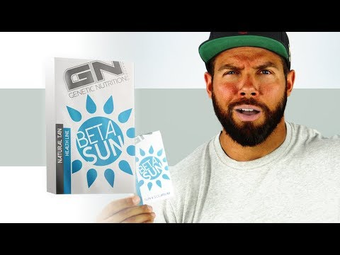 GN Laboratories Beta Sun ☀️💊Bräunungskapseln im Review
