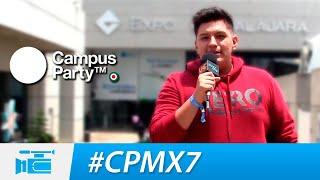 Recorrimos el camino de un campusero en Jalisco Campus Party Méixco 2016 #CPMX7.Una edición especial en la cual se reunieron 20,000 campuseros para disfrutar de más de 700 horas de contenido y una zona gamer y de patrocinadores realmente grande.◉ Video también disponible en: http://www.DAIZcorp.com/Redes Sociales: ◢ Twitter @UECenter: http://www.twitter.com/UECenter◢ Página de Facebook:http://www.facebook.com/UleadEstudioCenter◢ Página web: http://www.DAIZcorp.com___UECenter de DAIZcorp.