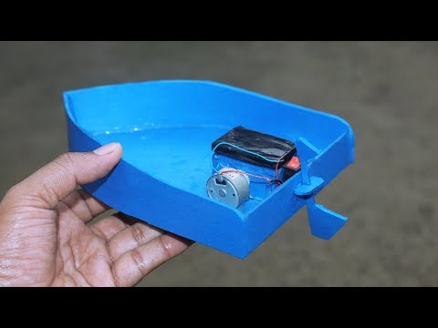 Video How to Build a Electric Boat at Home download in MP3, 3GP, MP4, WEBM, AVI, FLV January 2017