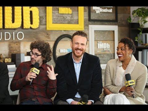 Jason Segel, Condola Rashad, Ira Glass and Joshua Marston Talk 'Come Sunday'   SUNDANCE 2018