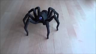 This 3D Printed Spider Robot Looks Quite Adorable