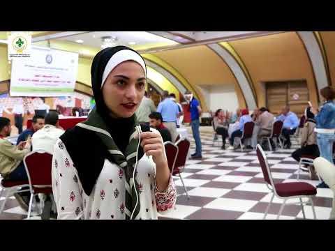 تقرير اليوم الاول للدورة البيئية الوطنية الاولى للكشافة والمرشدات - اعداد احمد السدة