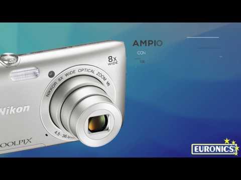 Nikon | Fotocamera digitale compatta | Coolpix A300