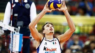 Download Video 【バレーボール】伝説のセットアップ トスがもう漫画レベル【スーパープレイ】Volleyball Legend Set MP3 3GP MP4