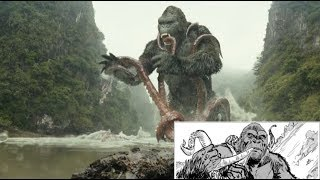 Nonton From Storyboard To Screen   Kong Vs Squid Film Subtitle Indonesia Streaming Movie Download