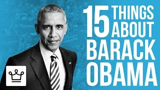 Video 15 Things You Didn't Know About Barack Obama MP3, 3GP, MP4, WEBM, AVI, FLV Juni 2017