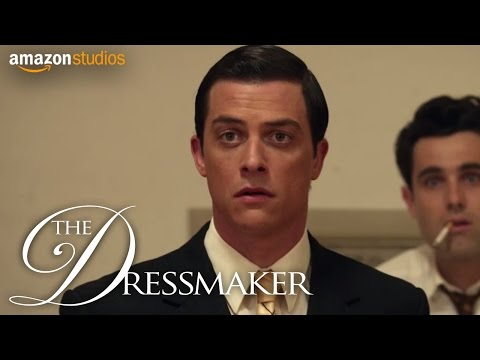 The Dressmaker - Gertrude's Entrance (Movie Clip) | Amazon Studios