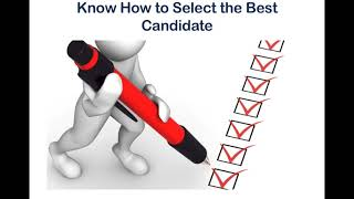 How do I ensure a good and lasting hiring decision?