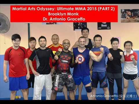 Martial Arts Odyssey: Ultimate MMA Academy 2015  (Prt 2) (видео)