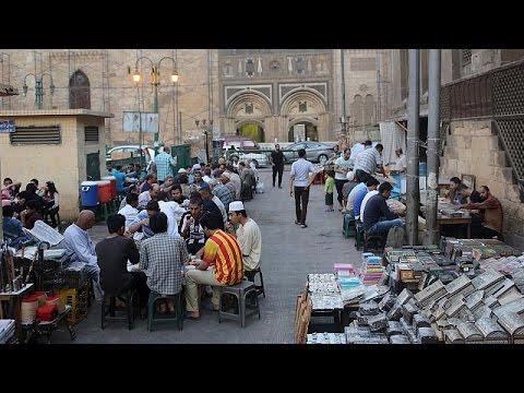 Η καθημερινότητα στο Κάιρο κατά τον εορτασμό του Ραμαζανιού