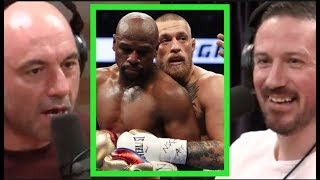 Video Joe Rogan - Conor's Coach on the Mayweather Fight MP3, 3GP, MP4, WEBM, AVI, FLV Desember 2018