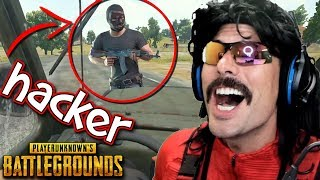 Video DrDisRespect Encounters Speed Hacker on Battlegrounds and Funny Moments on PUBG! MP3, 3GP, MP4, WEBM, AVI, FLV Januari 2018