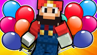 Minecraft Mario Party Mini-game Domination w/JeromeASF (Random Mini-game Party)