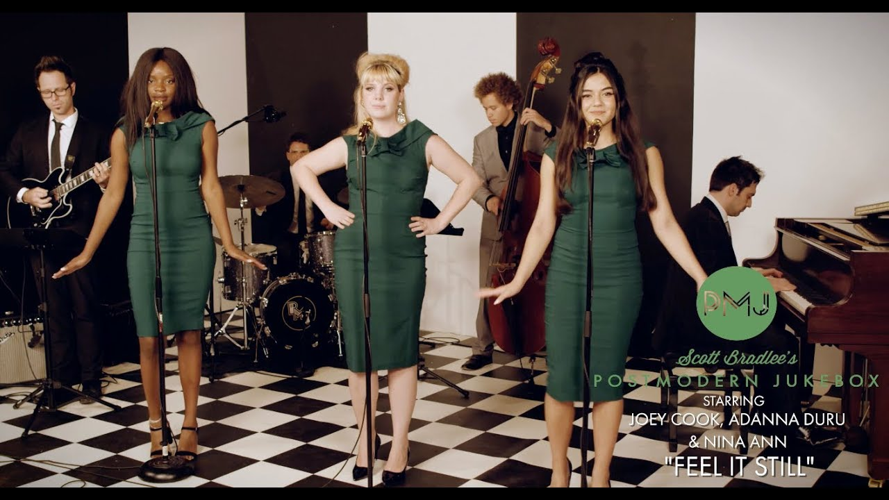 "Feel It Still – Portugal The Man ('60s ""Mr. Postman"" Style Cover) ft. Joey, Adanna, Nina Ann"