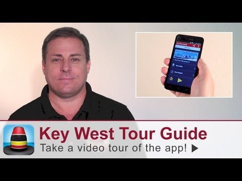 Video of Key West Tour Guide