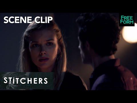 Stitchers | Season 3 Episode 10: Kirsten Finds Her Mom | Freeform
