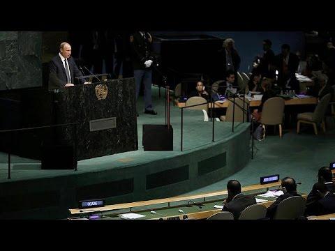 Ομπάμα: Συνεργασία με Ρωσία και Ιράν για την κρίση στη Συρία