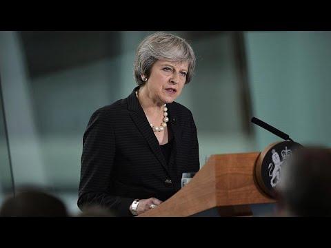 Brexit: May fordert Entgegenkommen seitens der EU in der Irland-Frage