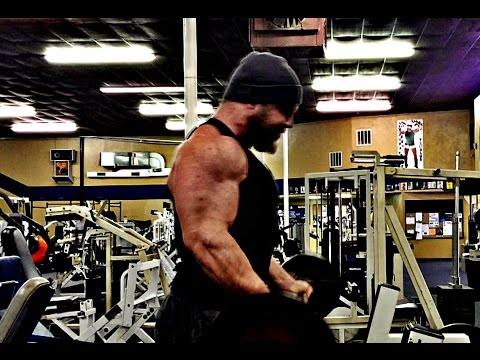 Bodybuilding Routine for Bigger Arms
