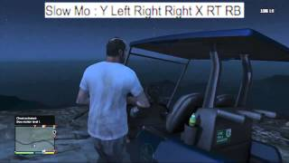 All GTA 5 Cheat Codes - Xbox 360&PS3 Grand Theft Auto V)