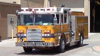 Santee (CA) United States  City new picture : Santee E5 & M5 Responding
