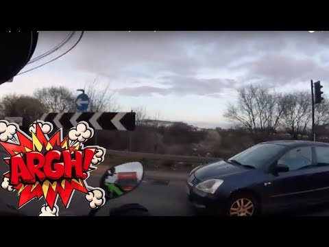 UK Stupid, Crazy & Idiot Drivers Vs Me 2019 [EP. 14#]