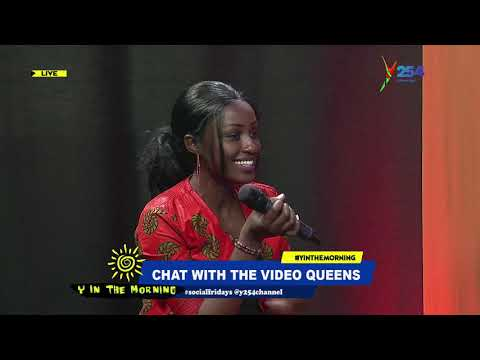 Chat with the Video Queens; Leah Wanjiru, Hasni Shah and Eassy Apple
