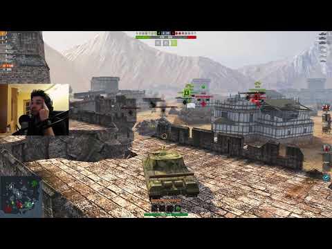 WoT Blitz - Имба танк MAD GAMES и реально годная ПОДСАДКА - World of Tanks Blitz (WoTB)