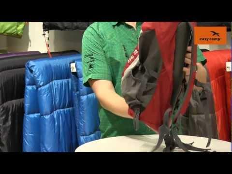 Відеоогляд рюкзака Easy Camp Soul 30 Black