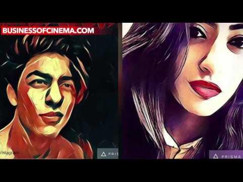 Aryan Khan And Navya Naveli Nanda's Smoldering P